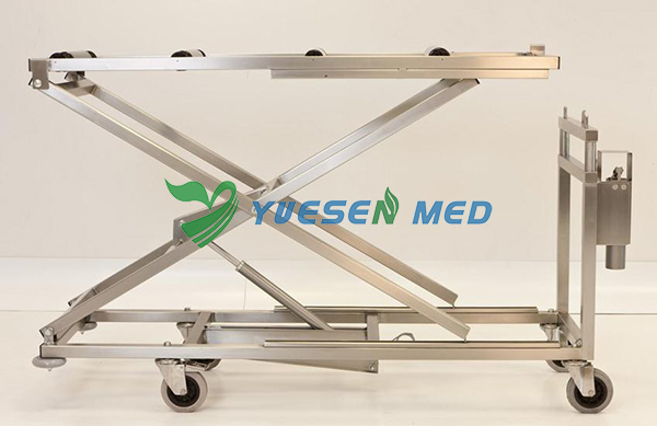 High Quality Stainless Steel Electromotion Trolley Lift Stretcher YSSJT-02