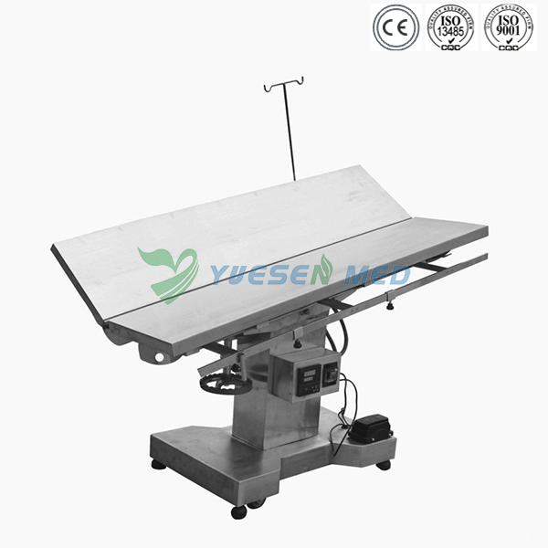 animal electric operating table, vet operating table