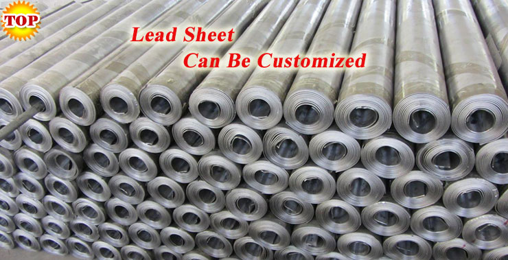 Lead Sheet for x-ray room, lead sheet for sale, lead rolls price