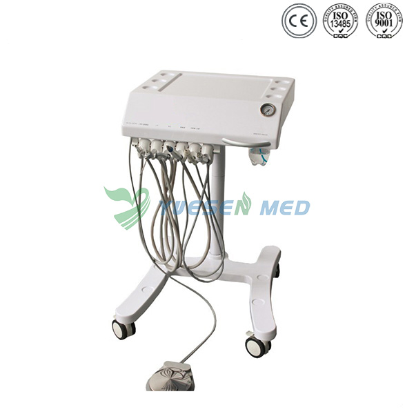 Mobile Dental Therapy Apparatus