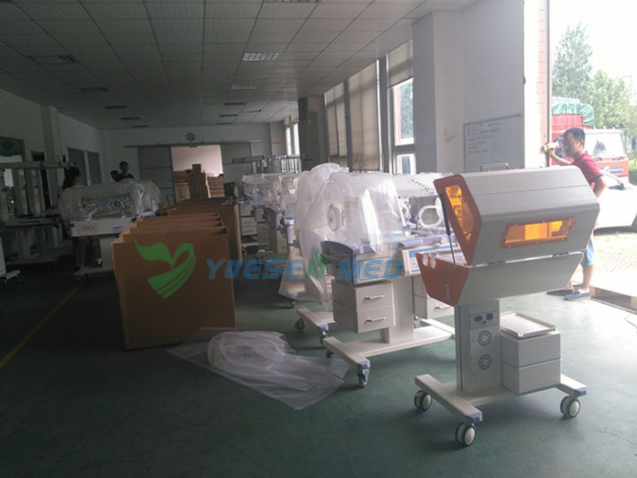 Infant Phototherapy Unit / Baby Phototherapy Machine Manufacturer