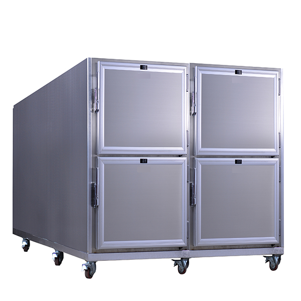 4 Corps Mortuary Fridge For Sale - 4 Bodies Mortuary Refrigerator price