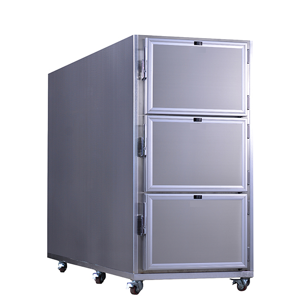 3 Corps Mortuary Fridge For Sale - 3 Bodies Mortuary Refrigerator price