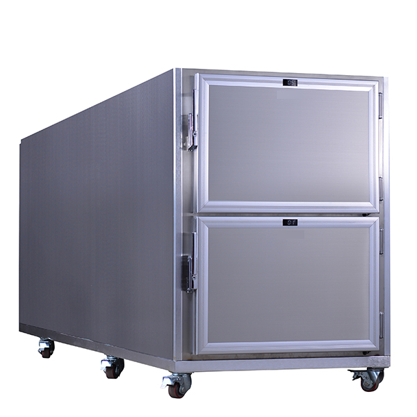 2 Corps Mortuary Fridge For Sale - 2 Bodies Mortuary Refrigerator price