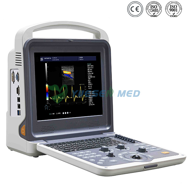 Portable Color Doppler Ultrasound For Sale / Color Doppler Ultrasound YSB-K2000