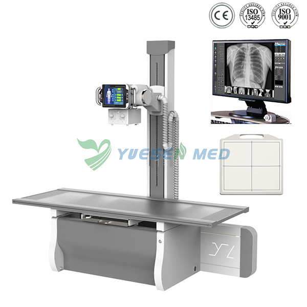 65kW Digital Radiography X-ray Machine 800mA YSX800D For Sale