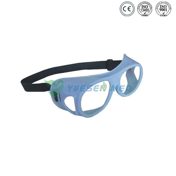 0.5mmPb De Protection X Lead ray Lunettes YSX1603