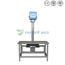 Vet x-ray machine with table