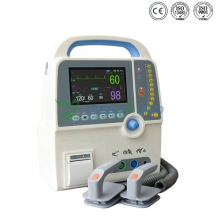 First-aid Portable Biphasic Defibrillator YS-8000C