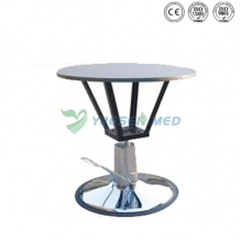 Acier inoxydable 304 table de toilettage venterinary YSVET-MY1001