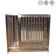 High quality stainless pet cage YSVET1000A