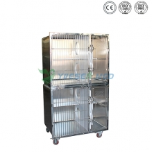 good sale stainless cat cage  YSVET1000