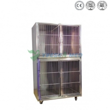hot sale stainless animal cage YSVET8103