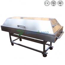 Stainless Steel Corpse cart YSTSC-2D