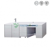 cabinet with drawer for dental