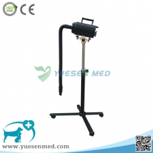 Standing type animal hair drier