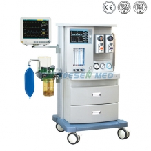 Medical Anesthesia Machine With Patient Monitor