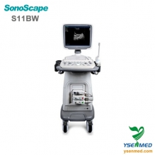SonoScape S11BW trolley black and white ultrasound scanner