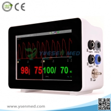 Medical hospital equipment Multi-parameter patient monitor YSF3