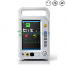 Medical hospital equipment Multi-parameter patient monitor YSPM80A