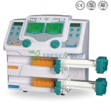 YSZS-810T double channel syringe pump price