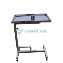 High quality 304 stainless steel veterinary surgical table YSVET5108