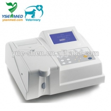 Veterinary Portable Semi-auto Chemistry Analyzer YSTE-21BV