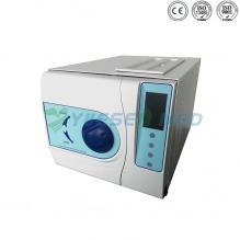 23L hospital automatic steam sterilizer autoclave YSMJ-VRY-A23