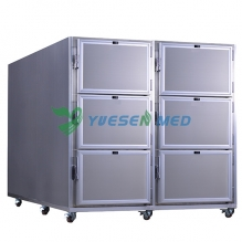 6 Bodies Mortuary Refrigerator - Mortuary Fridge For Sale